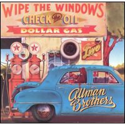 ALLMAN BROTHERS - Wipe the Windows,Check the Oil,Dollar Gas 2 LP