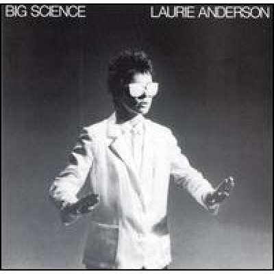 ANDERSON, LAURIE - Big Science (LP)