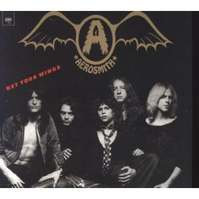 AEROSMITH  - Get Your Wings (LP)