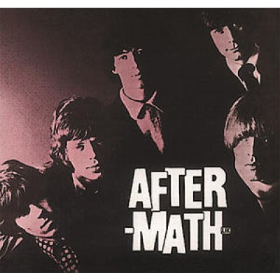 ROLLING STONES - Aftermath (LP)