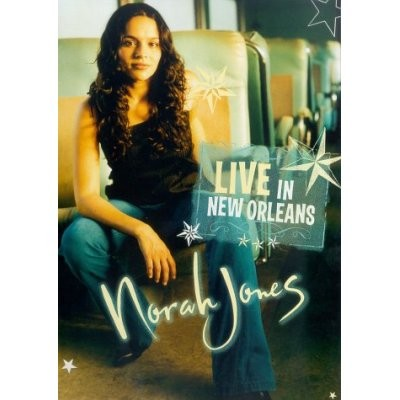 JONES, NORAH - Live In New Orleans (DVD)