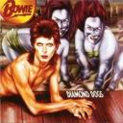 BOWIE, DAVID - Diamond Dogs (LP)