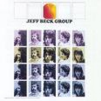 BECK, JEFF - Jeff Beck Group (LP)