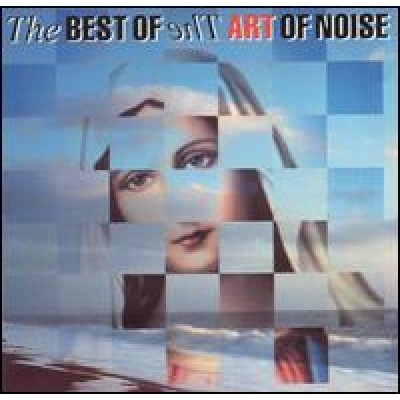 ART OF NOISE - The Best of the Art of Noise (LP)