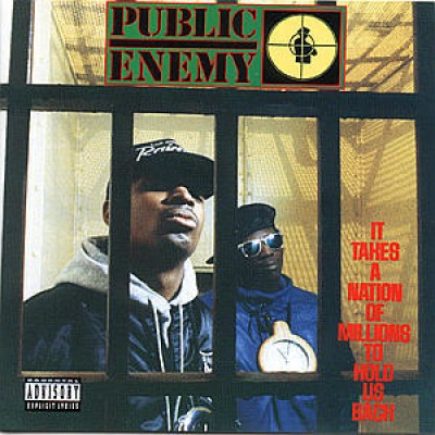 PUBLIC ENEMY - It Takes A Nation Of Millions To Hold Us Back (LP)