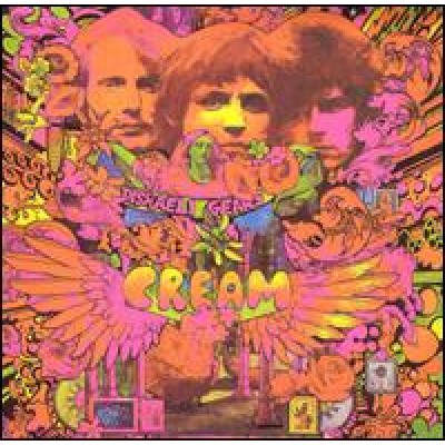CREAM - Disrageli Gears (LP)
