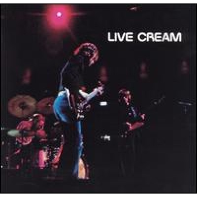 CREAM - Live Cream Vol. I LP