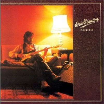 CLAPTON, ERIC - Backless (LP)