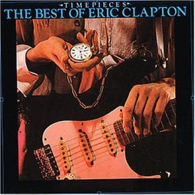 CLAPTON, ERIC - Timepieces: Best Of Eric Clapton LP
