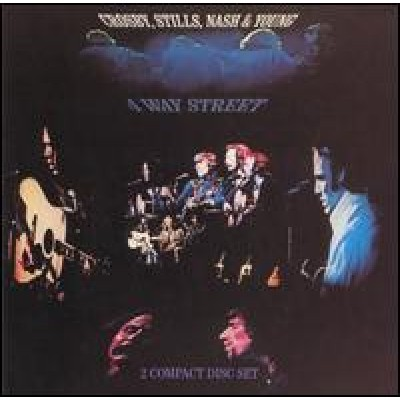 CROSBY, STILLS, NASH & YOUNG - 4 Way Street (2 LP)