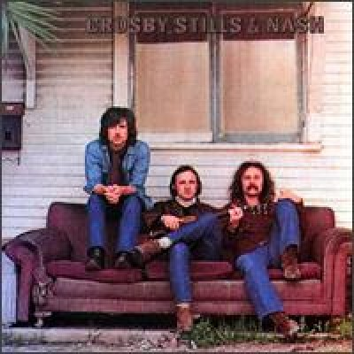 CROSBY, STILLS & NASH - Same LP
