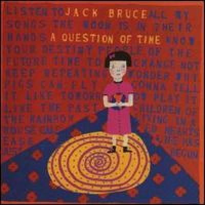 BRUCE, JACK - A Question Of Time LP