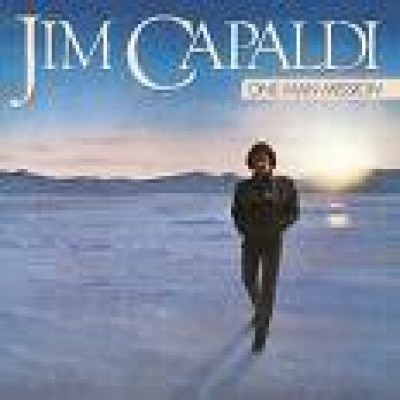 CAPALDI, JIM - one man mission LP