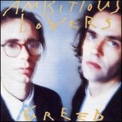AMBITIOUS LOVERS - Creed LP