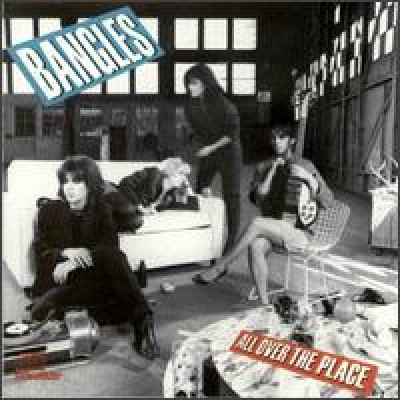 BANGLES - All Over The Place LP