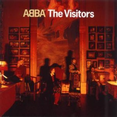ABBA - the visitor (LP)