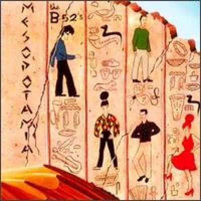 B-52 - Mesopotamia LP