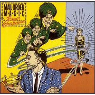 CHAPMAN, ROGER - Mail order magic (LP)