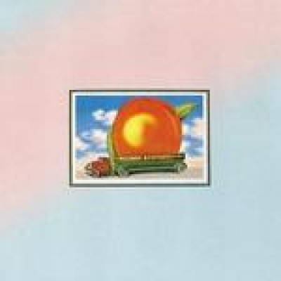 ALLMAN BROTHERS BAND - Eat The Peach (2 LP)