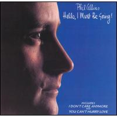Collins, Phil - Hello, I Must Be Going! (LP)