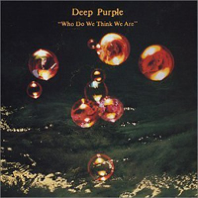 DEEP PURPLE - Who Do We Think We Are (LP)