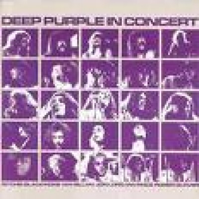 DEEP PURPLE - In Concert (Unreleased BBC-Tapes) 2 LP