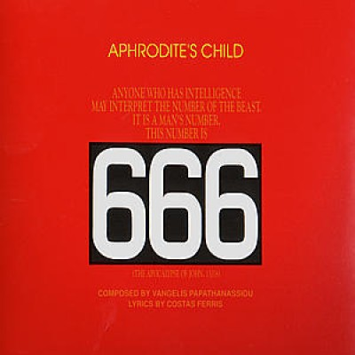 APHRODITE'S CHILD - 666 (2 LP)