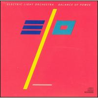Electric Light Orchestra - Ballance Of Power (LP)