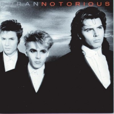 DURAN DURAN - Notorious (LP)