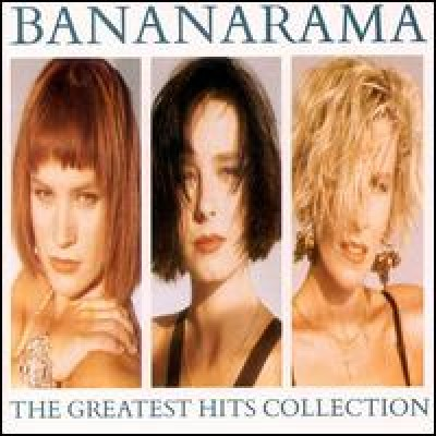 BANANARAMA - the greatest hits collection (LP)