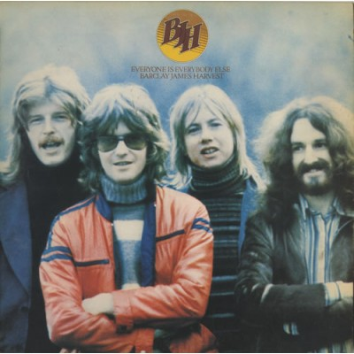 BARCLAY JAMES HARVEST - everyone is everybody else (LP)
