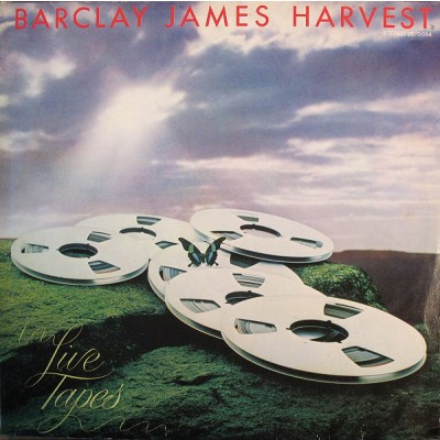 BARCLAY JAMES HARVEST - live tapes (2 LP)