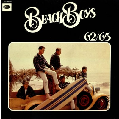 BEACH BOYS - 62/65 (2 LP)