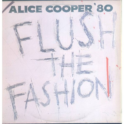 COOPER, ALICE - Flush The Fashion (LP)