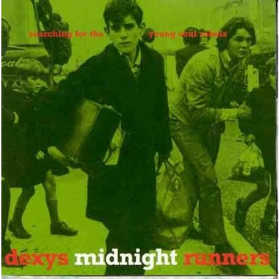 DEXYS MIDNIGHT RUNNERS - Searching for the Young Soul Rebels LP