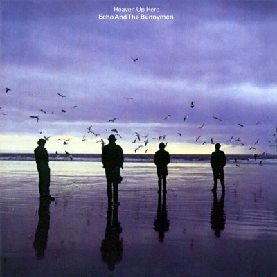 ECHO & THE BUNNYMEN - Heaven Up Here (LP)