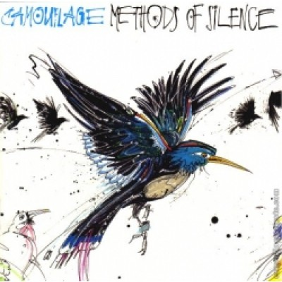 CAMOUFLAGE - methods of silence LP