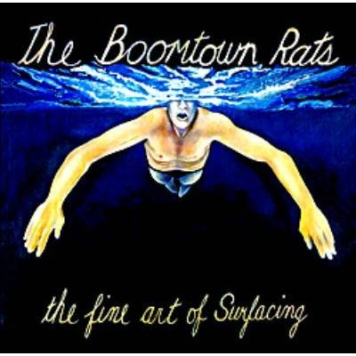 BOOMTOWN RATS - The Fine Art Of Surfacing (LP)