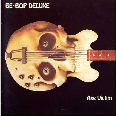 BE BOP DELUXE - axe victim (LP)