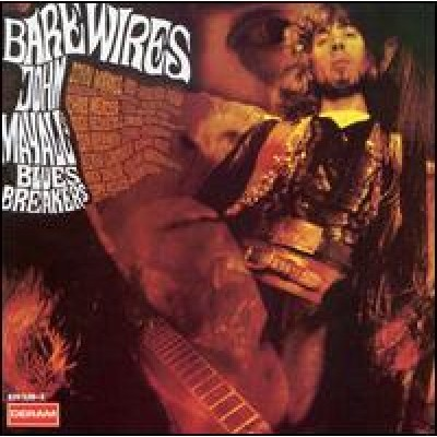 MAYALL, JOHN & THE BLUESBREAKERS - Bare Wires LP