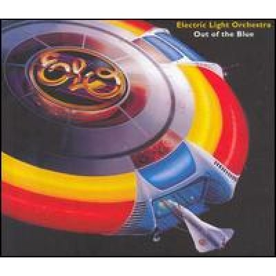 ELECTRIC LIGHT ORCHESTRA - out of the blue 2 LP