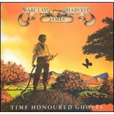BARCLAY JAMES HARVEST - Time Honoured Ghosts (LP)