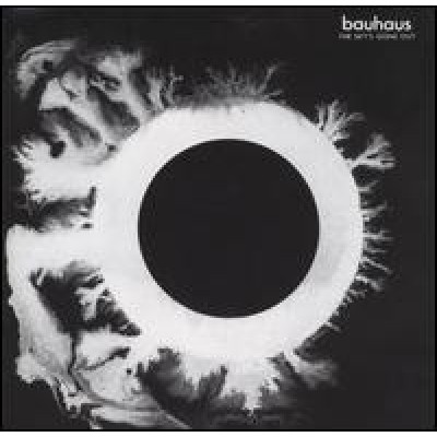 BAUHAUS - the sky is gone out LP