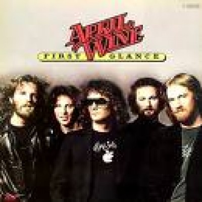 APRIL WINE - first glance LP
