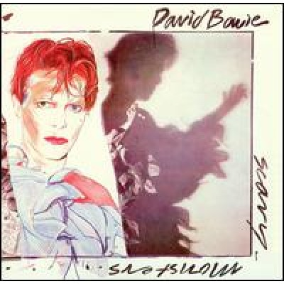 BOWIE, DAVID - Scary Monsters LP