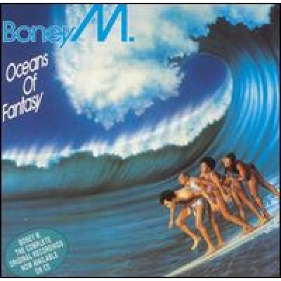 BONEY M. - Oceans Of Fantasy (LP)