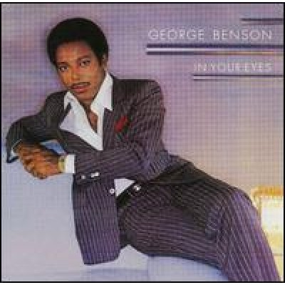 BENSON, GEORGE - in your eyes LP