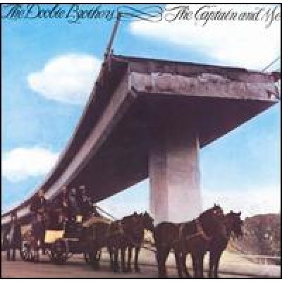 DOOBIE BROTHERS - The Captain And Me LP