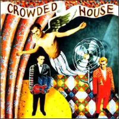 CROWDED HOUSE - Crowded House LP
