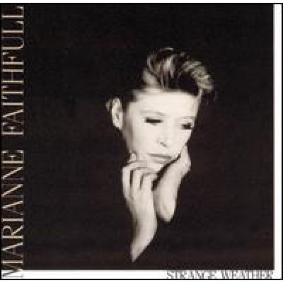 FAITHFULL, MARIANNE - Strange Weather (LP)